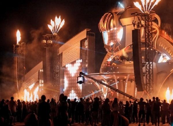 Диджей Hardwell будет хедлайнером на Нижегородском фестивале современной музыки