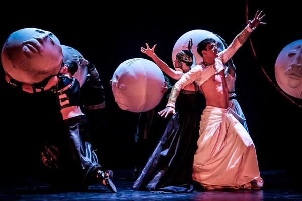 В Краснодаре покажут пластическую драму «Калигула» по пьесе Камю