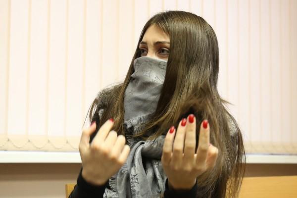 Стритрейсерша Багдасарян получила штрафов еще на 40 тысяч