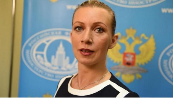 Захарова прокомментировала привлечение к суду по иску Regnum