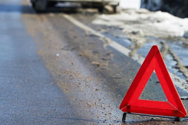Автомобиль с российским дипломатом попал в ДТП в Бишкеке