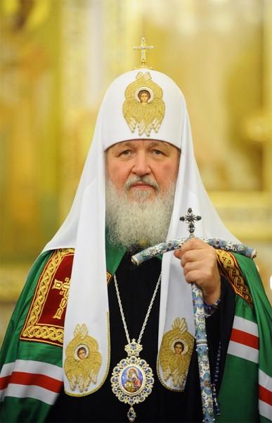 Партиарх Кирилл считает передачу Исаакия РПЦ олицетворением примирения народа