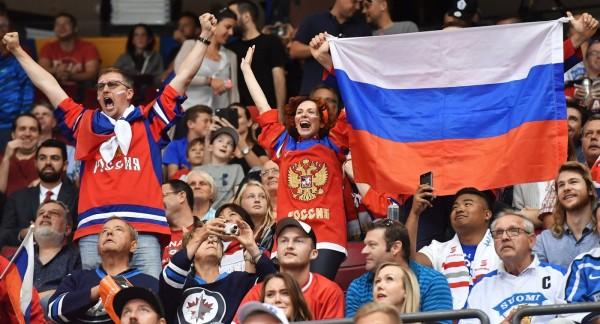 Российские фанаты исполнили песню-приглашение на ЧМ-2018, адресованную британцем