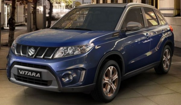 В продажу вышла новая версия Suzuki Vitara Copper Edition