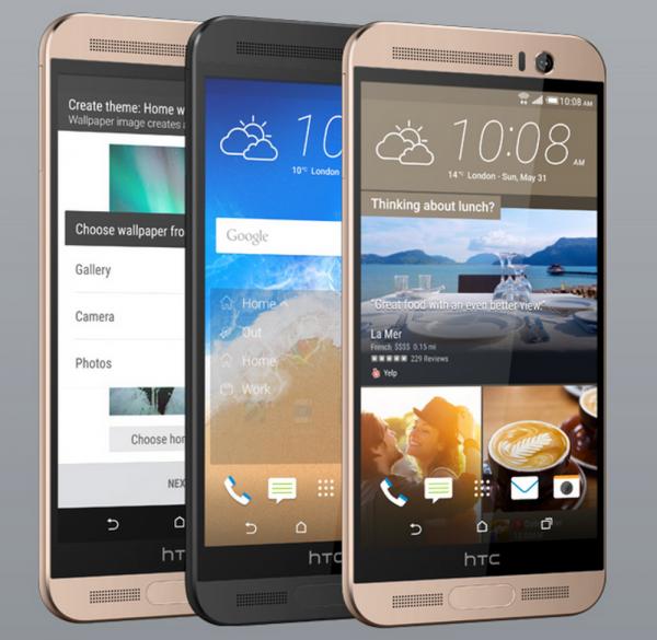 В интернет попали первые снимки смартфона HTC One X10