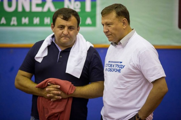 "Гендиректора хоккейного клуба  ""Адмирал"" арестовали"