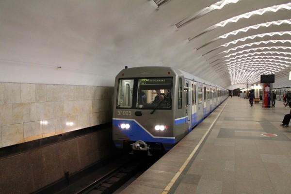 В столичном метро запустят четвертый управляемый автопилотом поезд