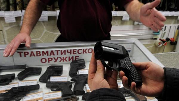 РФ планирует новые поставки пистолетов «Оса» для силовых структур США