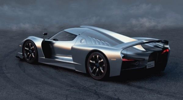 В Женеву на автосалон привезут суперкар CG003S