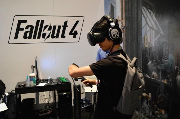 Bethesda готовит к выпуску  Fallout 4 в новой  VR-версии