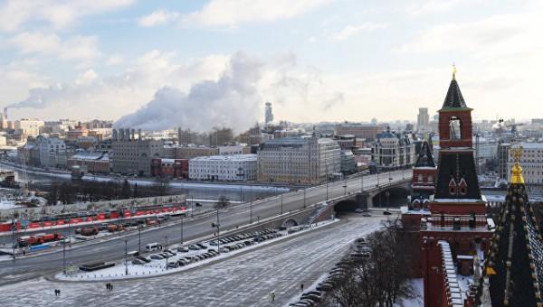 В Москве 23 февраля будет ограничено движение транспорта
