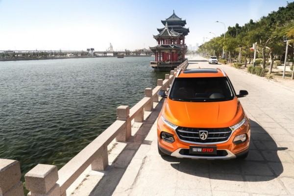 На рынке КНР появился новый Baojun 510