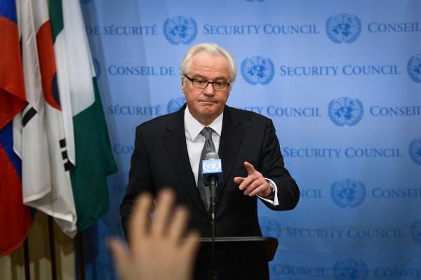 Сегодня умер постоянный представитель России в ООН Виталий Чуркин