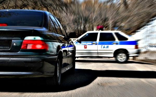 Погоня за нарушителем на Садовой в Петербурге закончилась аварией