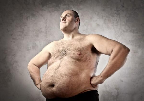 Ученые выяснили, что толстые мужчины намного выносливее в сексе