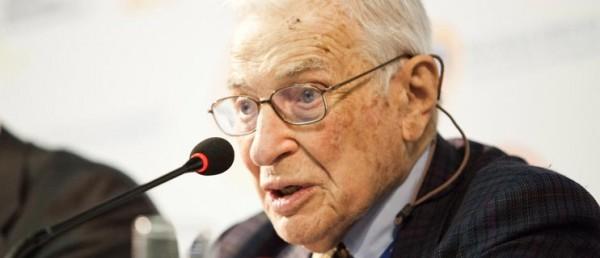 В возрасте 95-ти лет погиб самый молодой Нобелевский лауреат