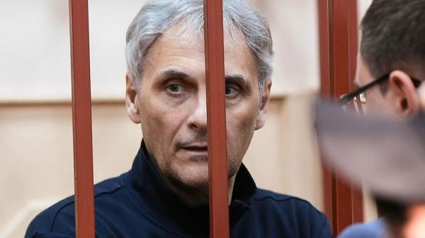 Александр Хорошавин по прежнему остаётся под стражей