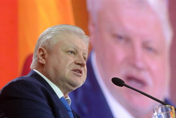 Ольга Елифанова будет баллотироватьтся в президенты от «Справедливой России»