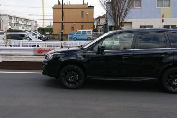 Фотошпионы запечатлели кроссовер Subaru Forester