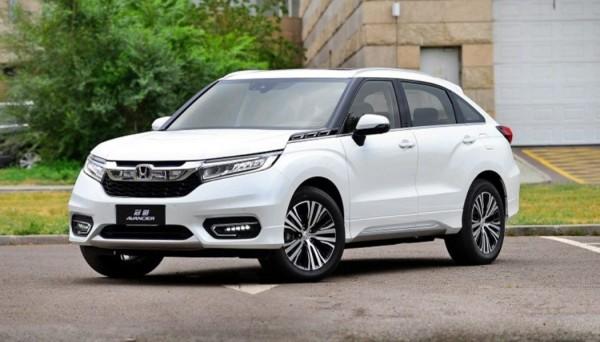 В марте начнутся китайские продажи кросс-купе Honda UR-V