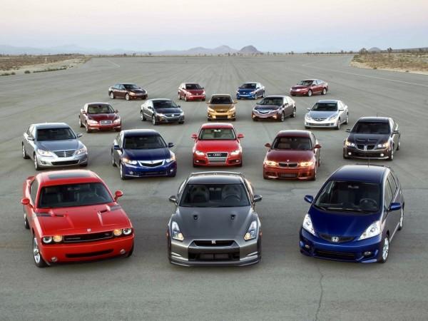 Прогноз: Мировой автомобильный рынок вырастет на 1,5%