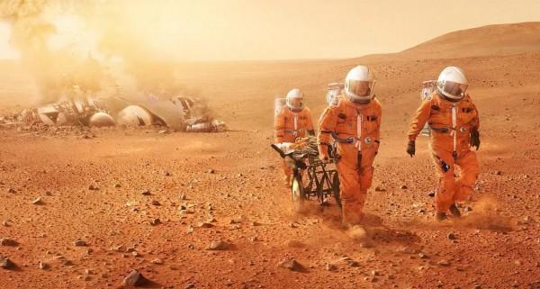 Ученые: Нужно повременить с колонизацией Марса