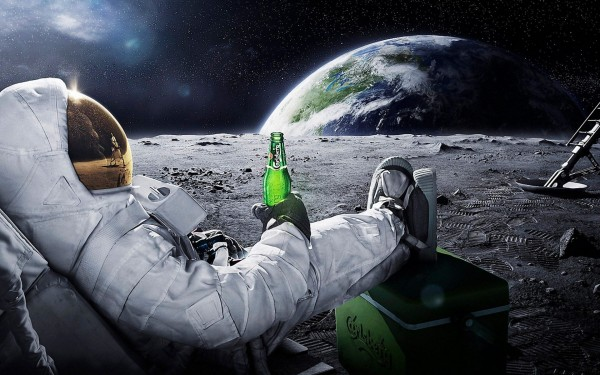 В 2022 году космические туристы смогут облететь вокруг Луны