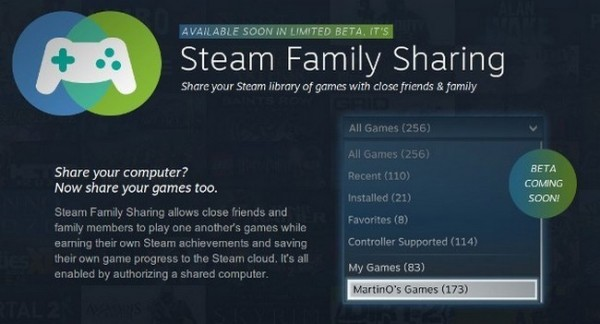 Valve: У сервиса Steam в скором времени появится новый клиент