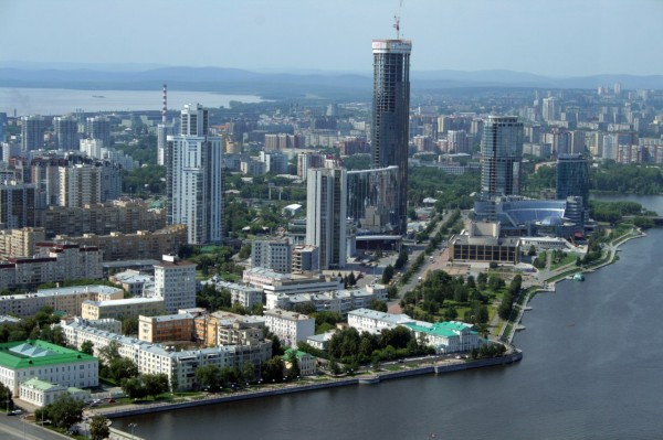 Мигранты протестуют против депортации в Екатеринбурге