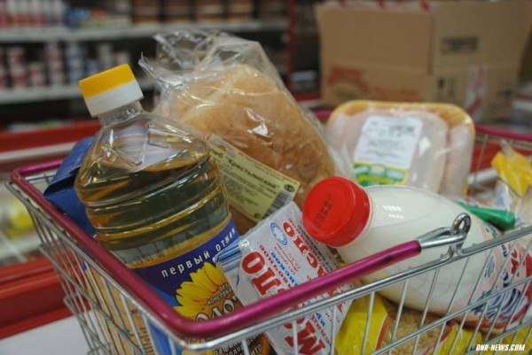 Минимальный продуктовый набор подорожал до 3726 рублей