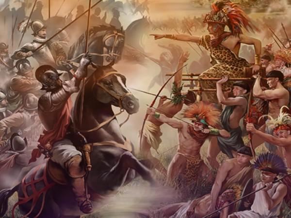 Место захоронения Атауальпе найдено в джунглях Амазонки