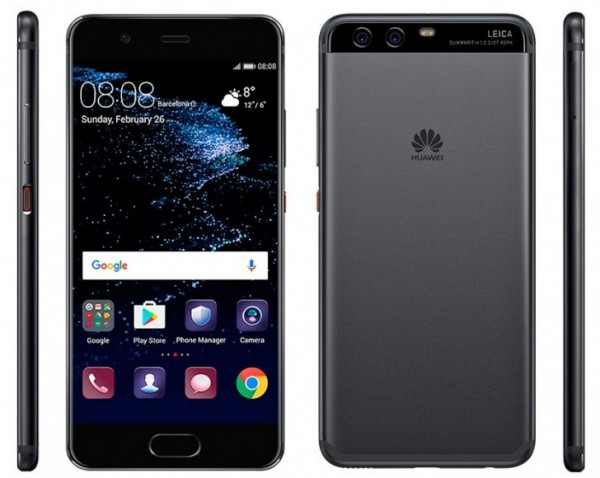 Компания Huawei презентует два флагманских гаджета Huawei P10 и P10+