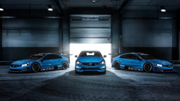 Гибридный Volvo Polestar представят в 2018 году