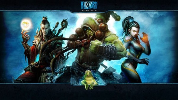 Blizzard представила вселенную Overwatch и новый арт героев