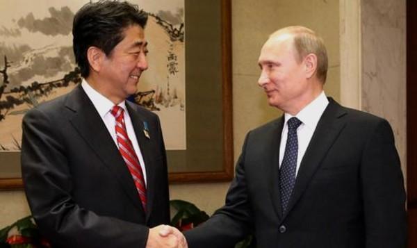 Япония думает над датой визита Синдзо Абэ в Россию