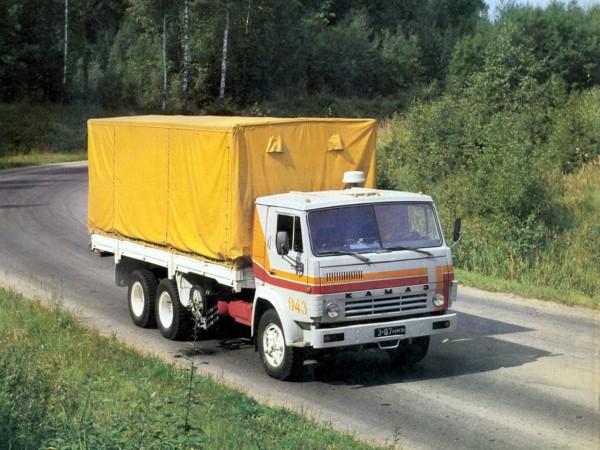 Озвучены самые востребованные модели КамАЗ за всю историю марки