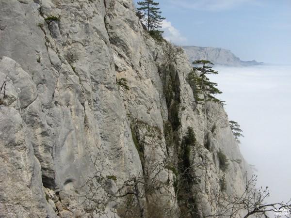 В Крыму со скалы сорвалась альпинистка из Москвы