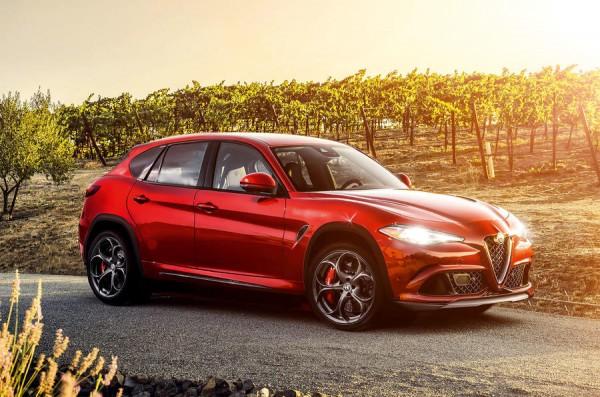 Компания Alfa Romeo начнет продажи внедорожника Stelvio в Европе