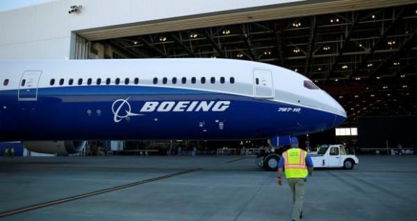 Boeing откроет производство деталей в Европе