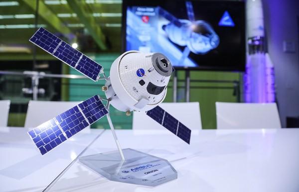 В США проходит проверка морской системы спасения для космических кораблей Orion