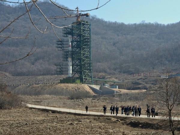 СМИ: КНДР возобновили работу на ядерном полигоне Пунгё-ри