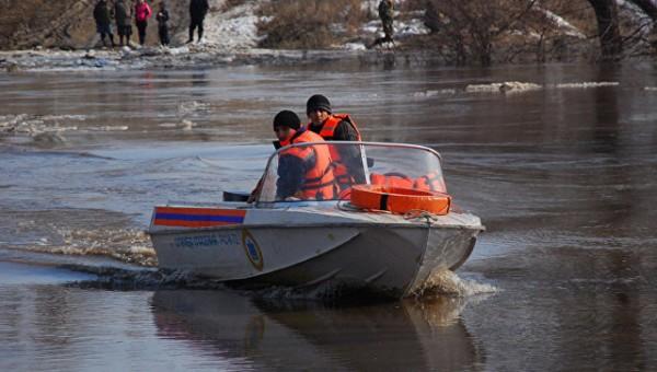 В Ростовской области из-за паводка начали эвакуацию населения двух хуторов