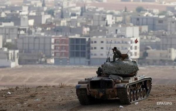 Генштаб Турции заявил о подконтрольном положении Эль-Баба