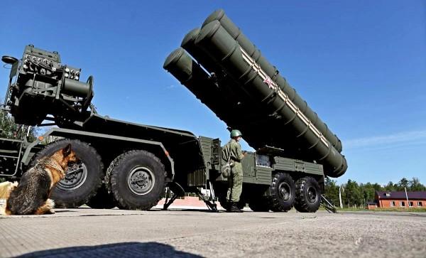 В России готовят бойцов для комплекса C-500