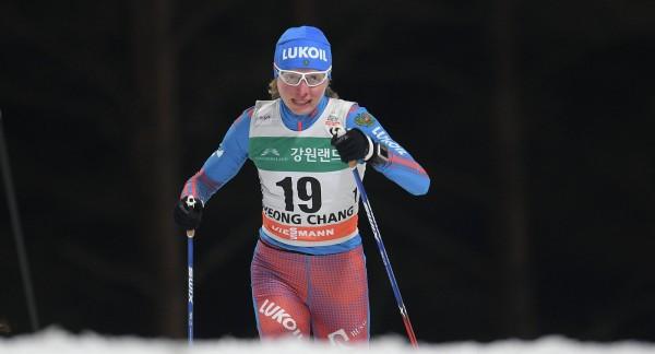 Спортсменка Анна Медведева получила медицинскую помощь после финиша