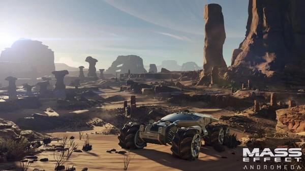 Стали известны минимальные требования для установки Mass Effect: Andromeda