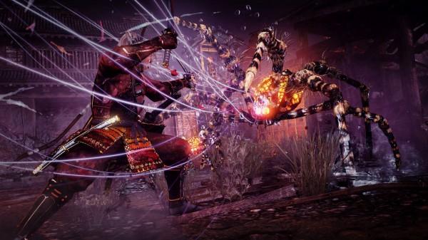 Koei Tecmo выпустила обновления  хардкорной самурайской RPG Nioh