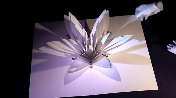 Уникальный материал в технике киригами создан учеными из Японии