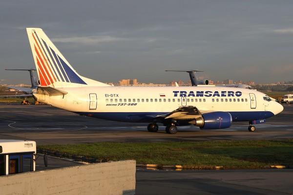 Boeing-737 из Новосибирска отменил перелет из-за проблем с закрылками
