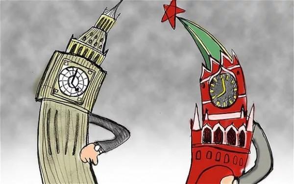 Британия предприняла ужесточенные меры в антироссийских санкциях